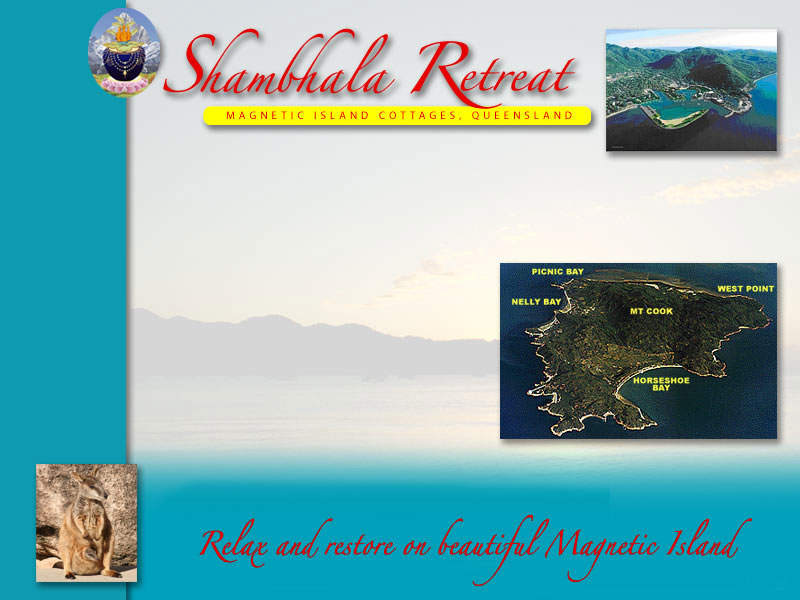 Magnetic Island Background