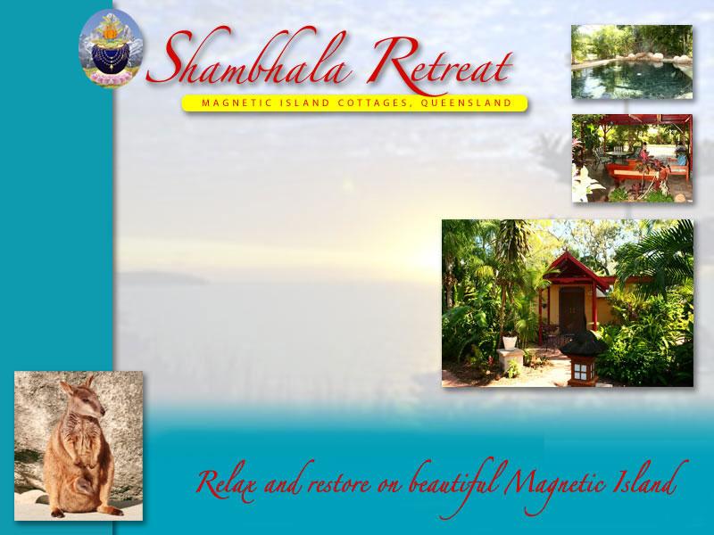 Shambhala Retreat Magnetic Island